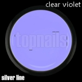 SILVER LINE - CLEAR VIOLET 15g