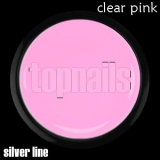 SILVER LINE - CLEAR PINK 50g