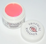 topnails - barevný UV gel TROPICAL TANGERINE 5g