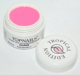 topnails - barevný UV gel TROPICAL GUAVA 5g