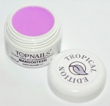 topnails - barevný UV gel TROPICAL MANGOSTEEN 5g