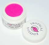 topnails - barevný UV gel TROPICAL pearl PITAYA 5g