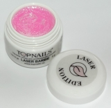 topnails - barevný UV gel LASER BARBIE 5g