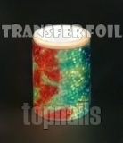 Transfer nail art holo FOLIE 53