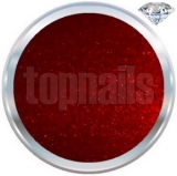 topnails - barevný UV gel DIAMOND RED 5g