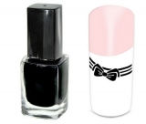 lak na stamping 12ml - BLACK