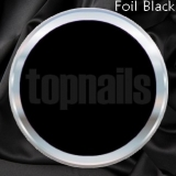 topnails -  UV gel FOIL BLACK no.400 - 5g