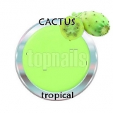 topnails - barevný UV gel TROPICAL CACTUS 5g