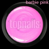 topnails - barevný UV gel BARBIE PINK 5g