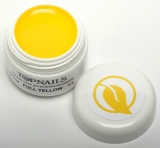 topnails - barevný UV gel FULL YELLOW 5g
