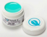 topnails - barevný UV gel SEA AIR 5g