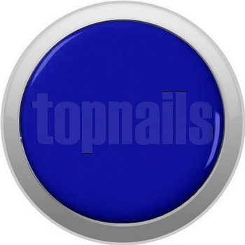 topnails - barevný UV gel ULTRA neon BLUE 510 - 5g