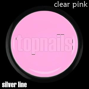 SILVER LINE - CLEAR PINK 15g