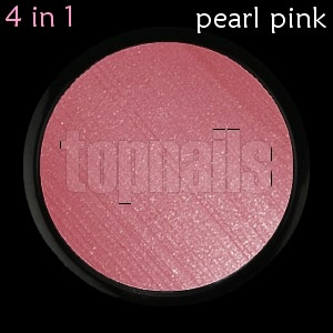 SILVER LINE - make-up  4in1 PEARL PINK 15g