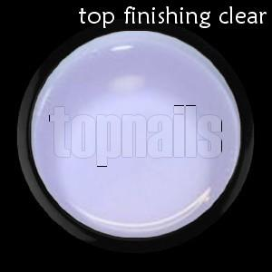 top FINISHING clear 30g
