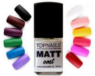 topnails - MATT coat 15ml