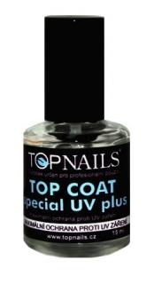 topnails - TOP COAT special UV plus 15ml