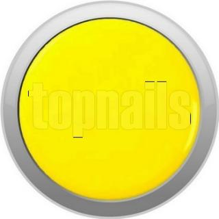 topnails - barevný UV gel ULTRA neon YELLOW 501 - 5g