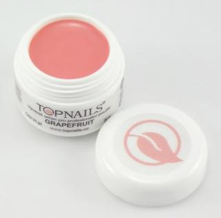 topnails - barevný UV gel GRAPEFRUIT 5g