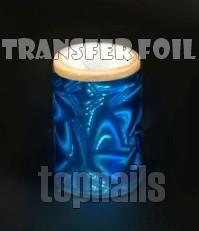 Transfer nail art holo FOLIE 40