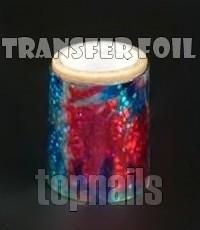 Transfer nail art holo FOLIE 42