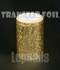 Transfer nail art holo FOLIE 49