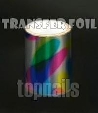 Transfer nail art holo FOLIE 57