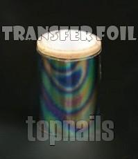 Transfer nail art holo FOLIE 59