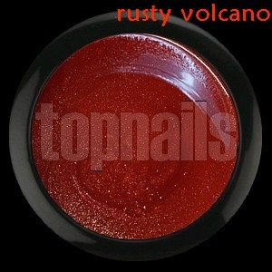 topnails - barevný UV gel RUSTY VOLCANO no.452 - 5g