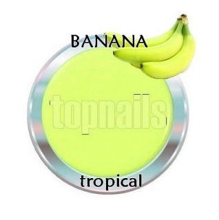 topnails - barevný UV gel TROPICAL BANANA 5g