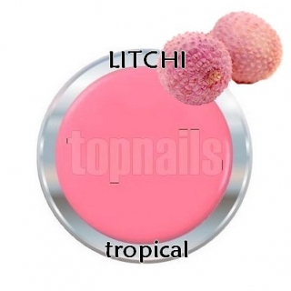 topnails - barevný UV gel TROPICAL LITCHI 5g