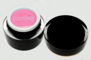 topnails - BLACK LINE - UV gel PINK STORM 5g