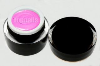 topnails - BLACK LINE - UV gel BARBIE PINK 5g