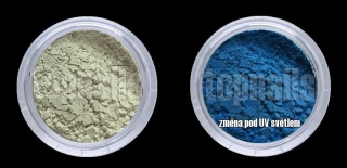 PHOTOchromic pigment BLUE