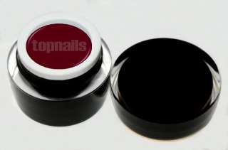 topnails - BLACK LINE - UV gel CHERRY 5g