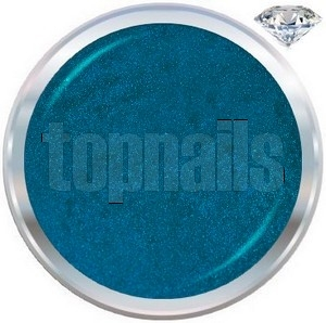 topnails - barevný UV gel DIAMOND PETROL 5g