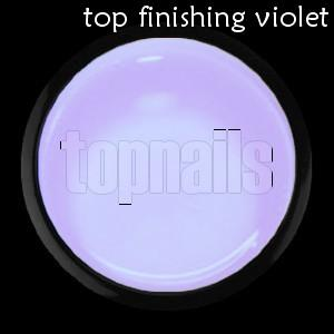 top FINISHING violet 5g
